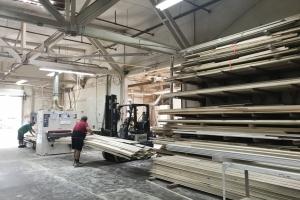 8 molding process