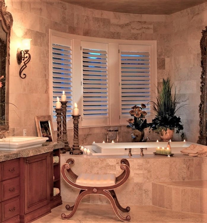 Hardwood Plantation Shutters St Petersburg Custom Interior Shutters St Petersburg West Coast Shutters